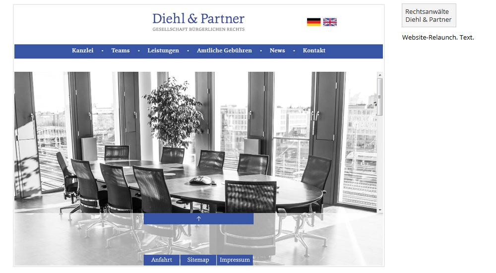 Rechtsanwälte Diehl & Partner